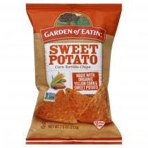 Garden of Eatin Sweet Potato Corn Tortilla Chips, 7.5 oz