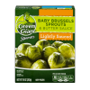 Green Giant Baby Brussels Sprouts & Butter Sauce, 10 oz