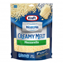 Kraft Shredded Mozzarella, 8 oz
