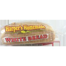 Harper's Homemade White Bread, 24 oz