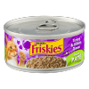 Friskies Purina Turkey & Giblets Dinner Classic Pate Cat Food, 5.5 oz