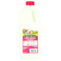 Best Choice Vitamin D Whole Milk, 1.89 l