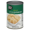 Shurfine Sliced White Potatoes, 15 oz