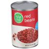 Food Club Red Beans, 15.5 oz