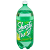 Shasta Twist Caffeine Free Lemon-lime Soda, 2 lt