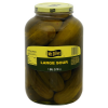 Mt. Olive Large Sour Pickles, 1 gal