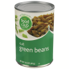 Food Club Green Beans, 14.5 oz