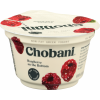 Chobani Non-Fat Greek Yogurt Raspberry, 5.3 oz, 12 ct