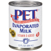 Pet Evaportated Milk, 12 fl oz
