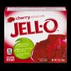 JELL-O Cherry Gelatin Dessert, 3 oz