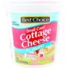 Best Choice Small Curd Cottage Cheese, 24 oz