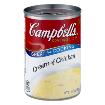 Campbell's Cream of Chicken, 10.5 oz