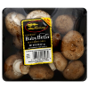 Fresh Whole Baby Bella Mushrooms, 8 oz