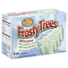 Kemps Frosty Trees Mint Ice Cream Treats, 3 fl oz, 6 ct