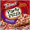 Totino's Pepperoni Party Pizza, 10.2 oz