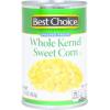 Best Choice Whole Kernel Sweet Corn, 15.25 oz