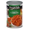 Food Club Sliced Carrots, 14.5 oz