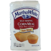 Martha White Self-Rising Hot Rize Enriched Bolted White Corn Meal, 5 lb