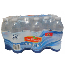 Spartan & Our Family Water 24 Pack
