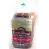 Farm Bread 100% Whole Wheat and Honey Bread, 24 oz, 15 ct