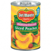 Del Monte Sliced Peaches, 15.5 oz