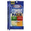 Kraft Combo Pack Pepperjack & Sharp Cheddar, 18 ct