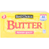 Best Choice AA Butter, 8 oz, 4 ct