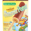Concord Foods Make Chocolate Flavored Banana Pops! - Freeze'n Dip Chocolate Flavored Coating Kit, 4 oz