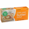Food Club Sweet Cream Butter Salted, 16 oz