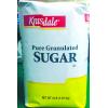 Krasdale Pure Granulated Sugar, 4 lbs