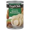Food Club Sliced White Potatoes, 15 oz