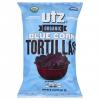 Utz Blue Corn Tortillas, 3 oz