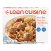 Lean Cuisine Favorites Swedish Meatballs with Pasta in a Savory Gravy, 9.12 oz