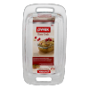 Pyrex Easy Grab 1.5 Qt Glass Loaf Bakeware, 1.4 l