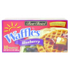 Best Choice Blueberry Waffles, 12.3 oz, 10 ct