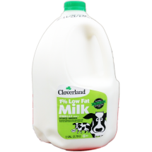 CLOVERLAND 1% MILK GALLON