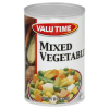 Valu Time Mixed Vegetables, 15 oz
