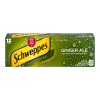 Schweppes Ginger Ale, 12 fl oz, 12 ct