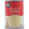 Shur Fine Cream of Chicken Condensed Soup, 10.5 oz