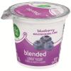 Food Club Blueberry Yogurt, 6 oz