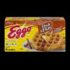 Eggo Thick & Fluffy Cinnamon Brown Sugar Frozen Waffles, 11.6 oz