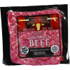 Stone Meats Ground Beef 80% Lean, 16 oz