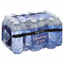 Food Club Drinking Water, 24 ct