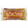 No Yolks Cholesterol Free White Egg Extra Broad Pasta Noodles, 12 oz