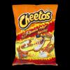 Cheetos Flamin' Hot Crunchy Snacks, 8.5 oz