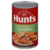 Hunt's Premium Pasta Sauce Garlic & Herb, 24 oz