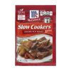 McCormick Slow Cookers Savory Pot Roast Seasoning Mix