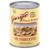 Giorgio Mushrooms Pieces & Stems, 8 oz