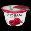 Chobani Greek Fruit on the Bottom Non-Fat Yogurt Raspberry, 5.3 oz, 12 ct