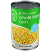 Food Club Whole Kernel Corn Golden Sweet, 15.25 oz